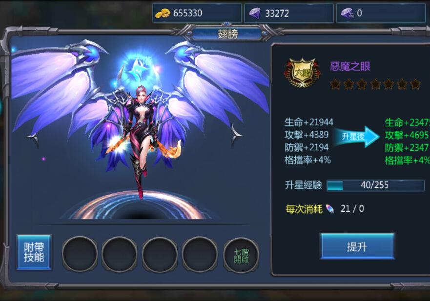 驚艷羽翼2